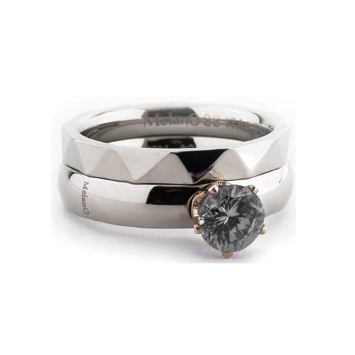MELANO TWISTED MEDDY'S CROWN CZ 5048 RG ANTHRACITE