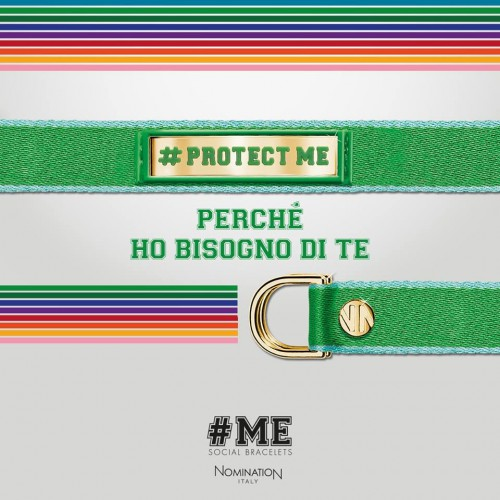 NOMINATION BRANSOLETKA SOCIAL -PROTECT ME